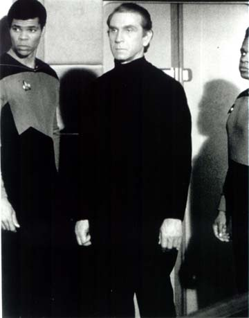 "Star Trek TNG ""The Neutral Zone"""